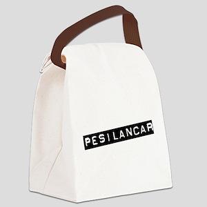 Pesilancar Canvas Lunch Bag