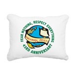 Earth Day Rectangular Canvas Pillow