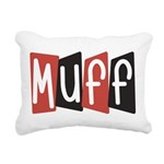Muff Rectangular Canvas Pillow