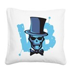 Voodoo Boilers 10 Square Canvas Pillow