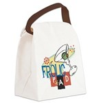 FrolicPad10 Canvas Lunch Bag