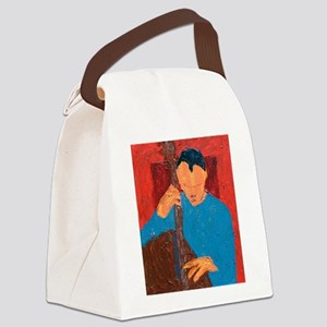 Doghouse Canvas Lunch Bag