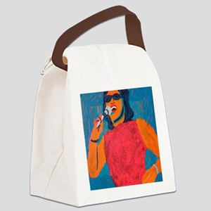 Joint is Jumping 10 Canvas Lunch Bag