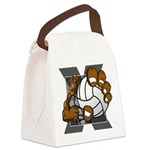 Apex Volleyball Canvas Lunch Bag