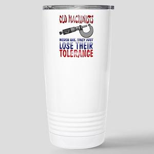 Machinist Stainless Steel Travel Mug