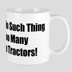 There Is No Such Thing As Too Many Vintage Tractor