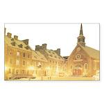 1decoupeseul Sticker (Rectangle 50 pk)