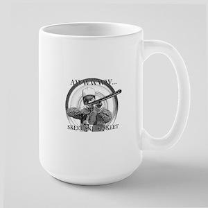 Real Skeet Large Mug