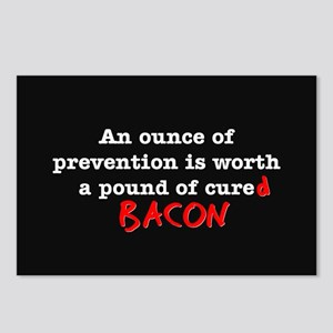 Pound of Bacon Postcards (Package of 8)