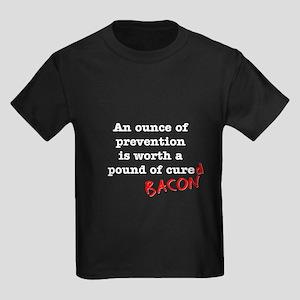 Pound of Bacon Kids Dark T-Shirt