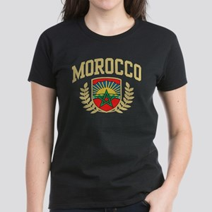Morocco Women's Dark T-Shirt