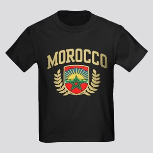 Morocco Kids Dark T-Shirt
