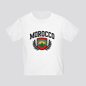 Morocco Toddler T-Shirt