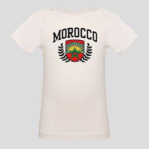 Morocco Organic Baby T-Shirt