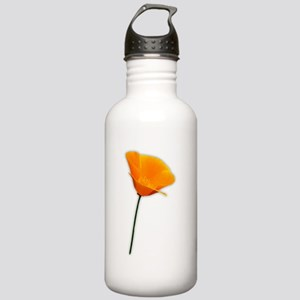 California Poppy Stainless Water Bottle 1.0L
