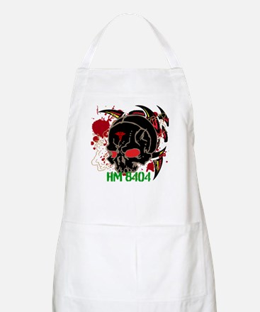 NVG Green and Red Devil Doc Apron