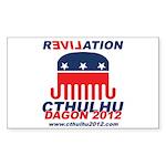 cd2012.revilation Sticker (Rectangle 50 pk)