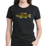 Smallmouth Bass Women's Dark T-Shirt