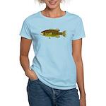 Smallmouth Bass Women's Light T-Shirt