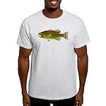 Smallmouth Bass Light T-Shirt
