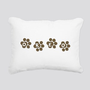 oreo Rectangular Canvas Pillow
