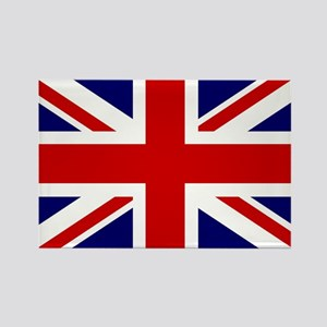 Union Jack/UK Flag Rectangle Magnet