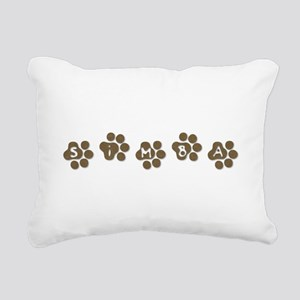 simba Rectangular Canvas Pillow