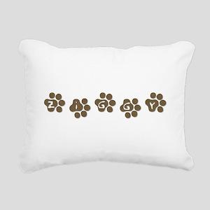 ziggy Rectangular Canvas Pillow