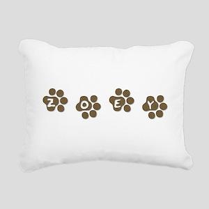 zoey Rectangular Canvas Pillow