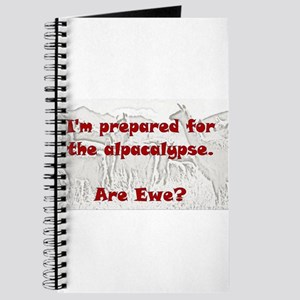 alpacalypse Journal