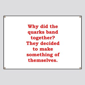 quarks Banner