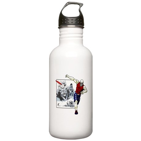 Disc Golf TOMB OF TROUBLE Stainless Water Bottle 1
