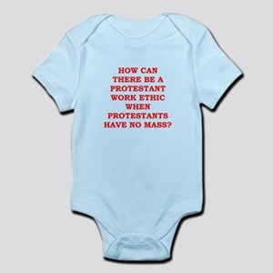 physics joke Infant Bodysuit