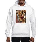 manuelladesign Hooded Sweatshirt