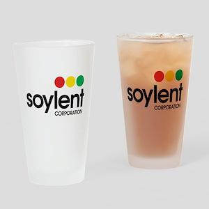 SOYLENT CORPORATION Drinking Glass