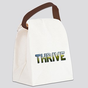 Thrive Canvas Lunch Bag