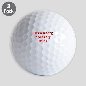 probability Golf Balls