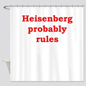 probability Shower Curtain