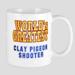 World's Greatest Clay Pigeon Shooter Mug