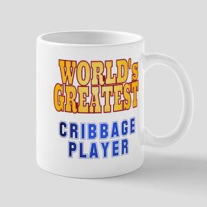 World's Greatest Cribbage Player Mug