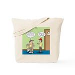 knots_popcorn_sales_3d Tote Bag