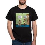 knots_popcorn_sales_3d Dark T-Shirt