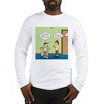 knots_popcorn_sales_3d Long Sleeve T-Shirt