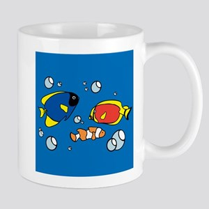 Vintage Fish Tank Mug