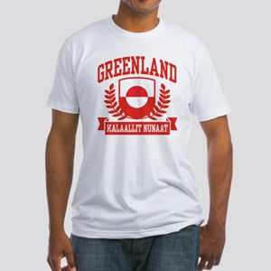 Greenland Fitted T-Shirt