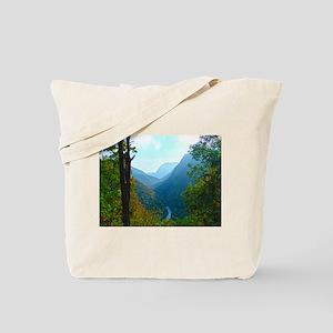 Mae Hong Son Valley Tote Bag