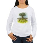 As Above So Below #10 Women's Long Sleeve T-Shirt