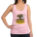 As Above So Below #10 Racerback Tank Top