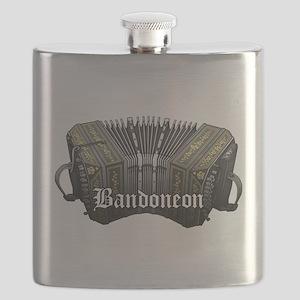 Bandoneon Flask