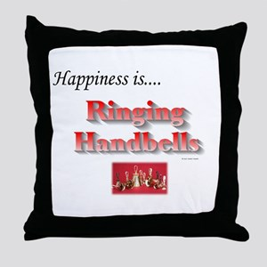Happiness Is... Throw Pillow